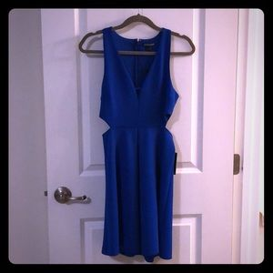 New with tags Express cut out dress
